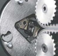 同軸加工には欠かせないロータリーユニット